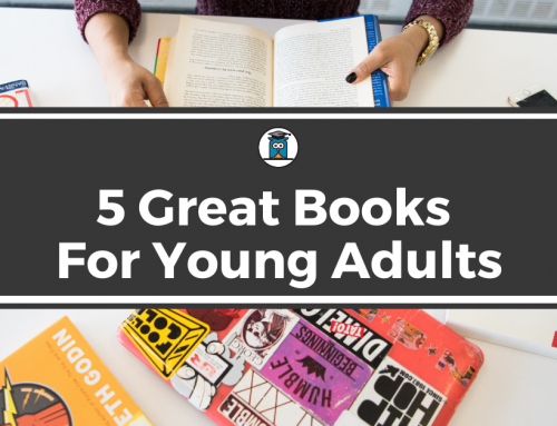 5 Great Books For Young Adults